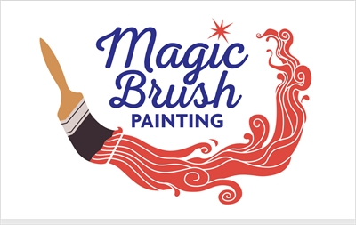 Magic Brush Painting, LLCLogo