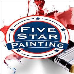 Five Star Painting of Round RockLogo