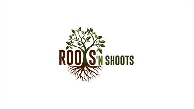 Roots 'n Shoots, LLC.Logo