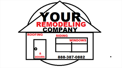YOUR Remodeling CompanyLogo