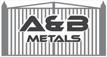 A&B MetalLogo