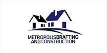 Metropolis Drafting and Construction INC.Logo