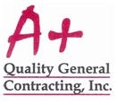 A+Quality Contracting, Inc.  Logo