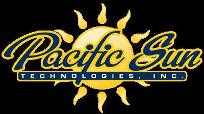 Pacific Sun Technologies, Inc.  Logo