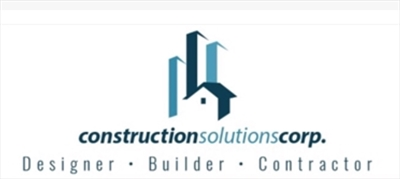 Construction Solutions CALL TODAY SAVE UP TO 70%Logo