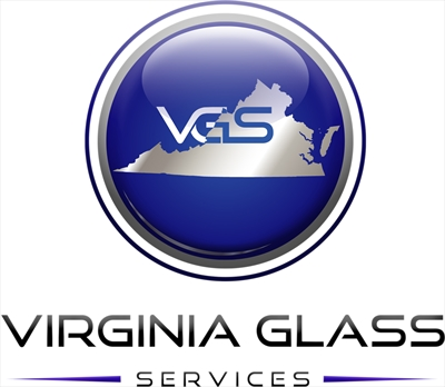 Virginia glass services Logo
