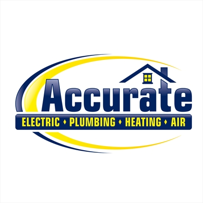 Accurate Electric Plumbing Heating & AirLogo