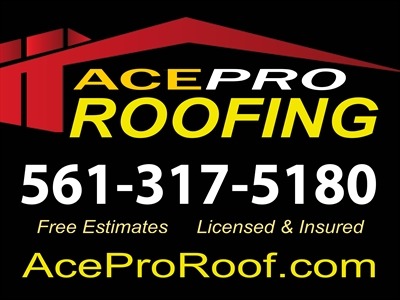 Ace Pro RoofingLogo