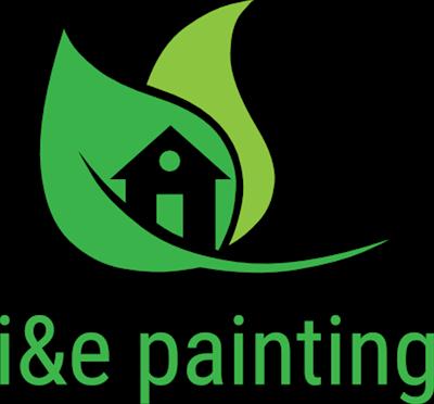 I&E PaintingLogo