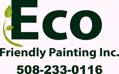 Eco Friendly Painting, IncLogo