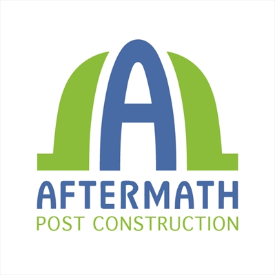Aftermath Post ConstructionLogo