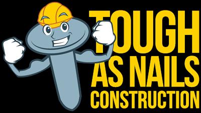 Tough as Nails ConstructionLogo
