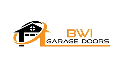 Bwi Garage Doors Logo