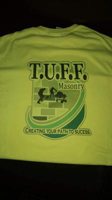 T.U.F.F  Masonry Logo