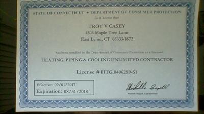 CT HVAC ServicesLogo