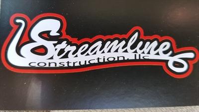 Streamline Construction LLC.Logo