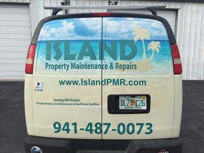 Island Property Maintenance and RepairLogo