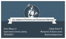 All American Painting and Handyman ServicesLogo