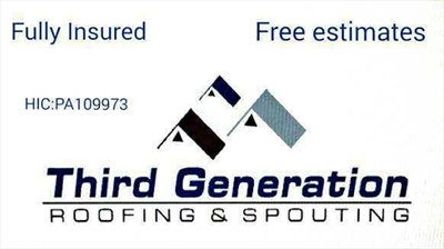 Third Generation Roofing IncLogo
