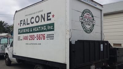 Falcone Plumbing & Heating, Inc.Logo
