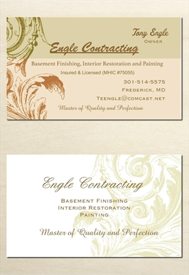 Engle ContractingLogo