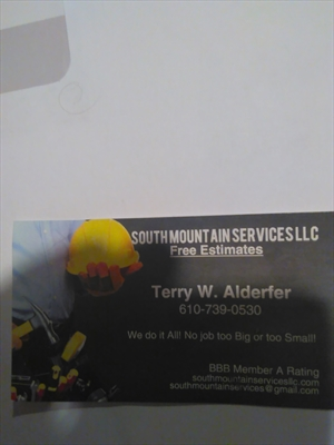 South Mountain Services LLCLogo