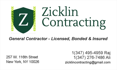 Zicklin Contracting Corp Logo