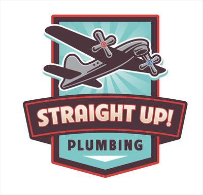 Straight Up PlumbingLogo