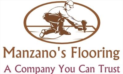 Manzano's Flooring, Inc.Logo