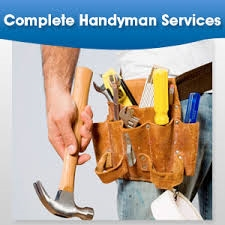 Jesus Master Handyman Logo