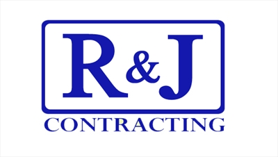 R & J Contracting Co.Logo
