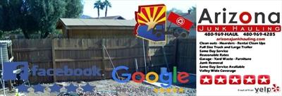 Arizona Junk HaulingLogo