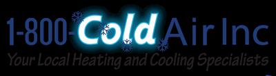 1 800 Cold Air IncLogo