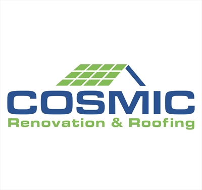 Cosmic Renovation & Roofing, IncLogo