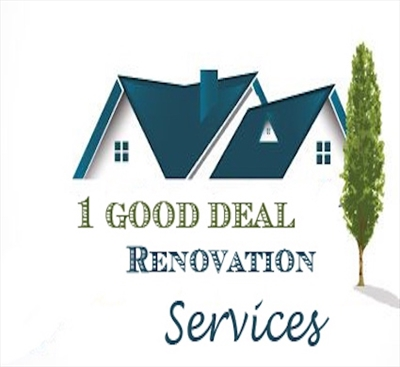 1 Good Deal Renovation Services LLCLogo