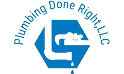 Plumbing Done Right, LLCLogo