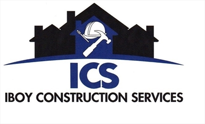 Iboy construction services Logo