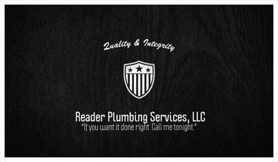 Reader Plumbing ServicesLogo