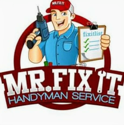 Mr. Fix it Handyman serviceLogo