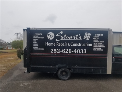 Stuart's Home Repair & Construction Inc.Logo