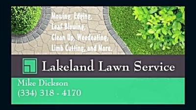 Lakeland Lawn ServiceLogo