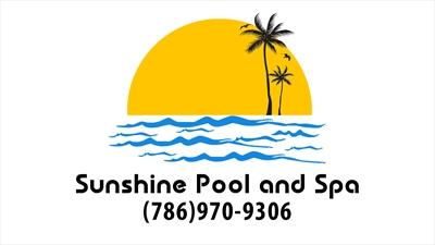 Sunshine Pool & Spa Logo