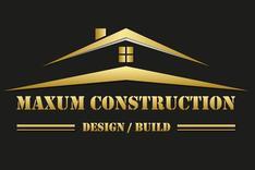 Maxum ConstructionLogo