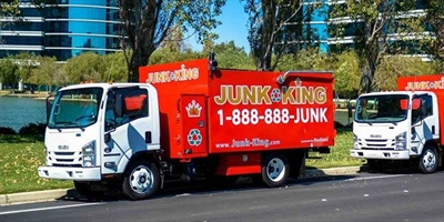 Junk King Oklahoma CityLogo