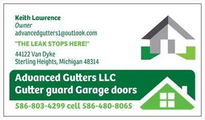 Advanced Gutters & Gutter ProtectionLogo