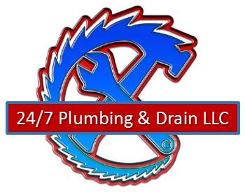 24/7  Plumbing & DrainLogo