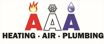 AAA Heating, Air, and PlumbingLogo
