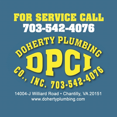 Doherty Plumbing Co. Inc.Logo