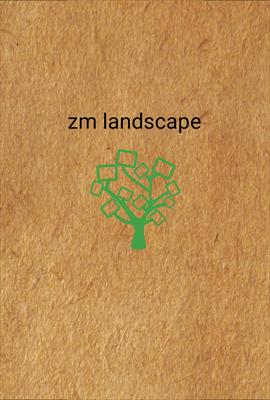 ZM Landscape Logo