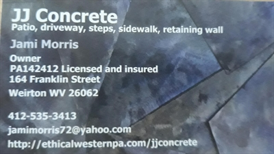 Local Concrete Driveway Contractors